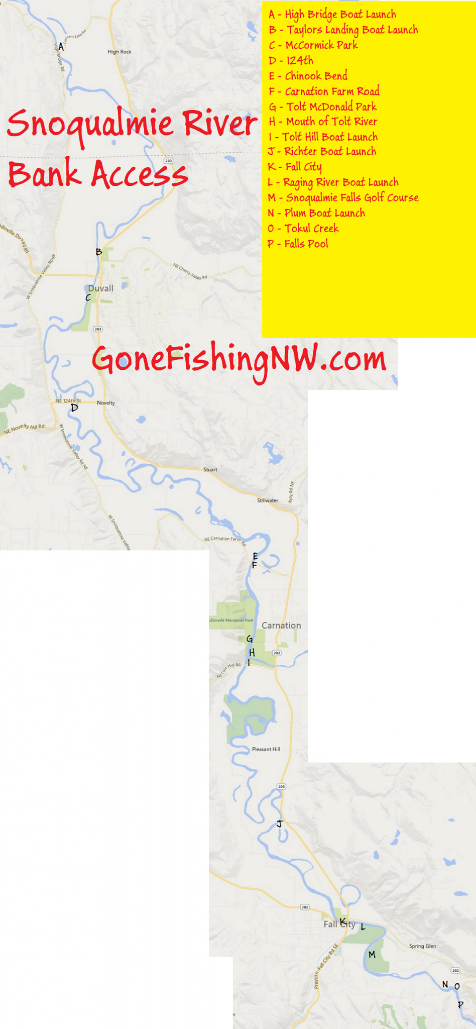 Rivers page 4 gone fishing northwest for Snohomish river fishing report